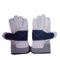 De Werkende Handschoenen van uitstekende kwaliteit van het Leer van het Lassen
