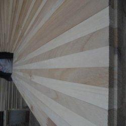 Aqueça o holocausto de madeira Paulownia decoração vintage madeira madeira madeira Tamanho personalizado