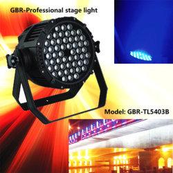GbR Wasserdicht 54PCS 3W RGBW PAR Licht kann IP65 Stufe Beleuchtung