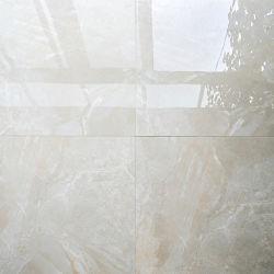 600x600mm Blanc pur carreaux en porcelaine peinte à la main à Dubaï