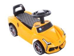 Дети слайд поездка на автомобиле детей Mega Car 4 нажатие на колесо автомобиля с музыкой и легких автомобилей моделирования