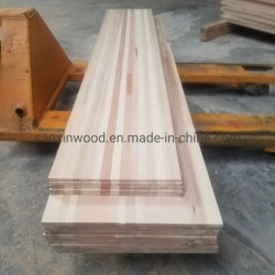 Оптовая торговля Balsa Paulownia древесины для серфинга сноуборд Kiteboard роликовой доске толщиной 18мм