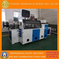 China Winsoar composto de plástico de madeira personalizadas da máquina de PP PVC UPVC ABS PE PC PE WPC andar a placa de porta/Painel/Frame/Equipamentos de extrusão de perfis