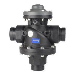 Regelklep van het 3 inch waterfilter voor terugspoelen van het druppelirrigatiesysteem Voor hydraulische klep