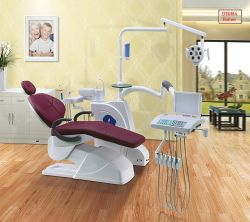 Euro-Market! ! ! 2020 Best Selling Dt638Haitun uma unidade de medicina dentária e odontologia cadeira da unidade, fabricante de motores importados