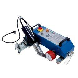 Automatische tragbare PVC Flex Banner Tarpaulin Geo Membran Dachisolierung Schweißmaschine