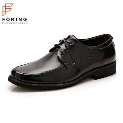 China-Lieferanten PU-obere bequeme lederne formale Schuhe für Männer