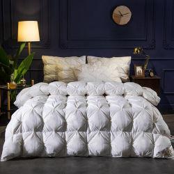 100% coton tissu brossé Active Hôtel Housse de couette literie Set