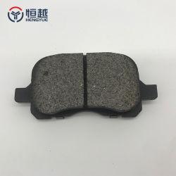 敏感な反高いTemeratureの自動予備品車ブレーキパッド騒音ISO無しTs16949トヨタ