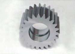 Engrenagens cilíndricas engrenagens forjadas as peças de transmissão de potência