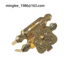 캐치, 걸쇠, 토글 래치, 양 경적 자물쇠를 잠그고십시오, 포도주 상자를 위한 나무 상자 경적 자물쇠, 걸쇠 자물쇠, 보석함을, 장난감 상자 등등 기계설비 이음쇠 또는 부속품 금속을 붙이십시오