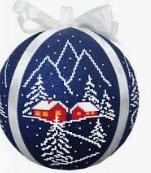 装飾的で美しい囲まれたガラスクリスマスの球の装飾