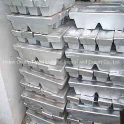 Китай производство горячая продажа высокой чистоты Ingot 99.994% свинца
