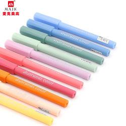 중국 제조자 새로운 디자인 크레용 하이라이트 다채로운 형광성 단단한 하이라이트
