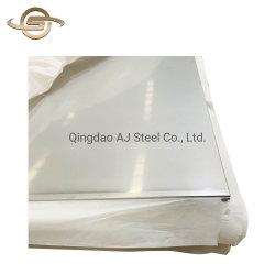 Серебристый корпус из нержавеющей стали плиты /лист SUS304 на заводе