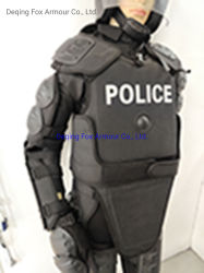 Kostuum van de anti-Rel van de Bescherming van de Apparatuur van de Politie van het Leger van Amor van het lichaam het Militaire
