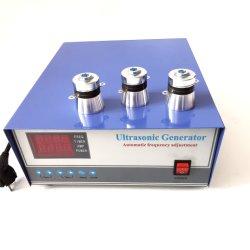 Selbstfrequenz 40kHz, die Ultraschallwellen-Generator aufspürt