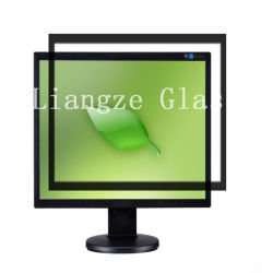 電子表示のための4mmの高品質の反反射か反Glare/Ar/AGコーティングの緩和されたガラス