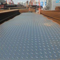 L'acciaio inossidabile 201 202 304 316 Checkered Plat
