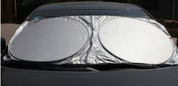 Parasol de Coche Auto sombrilla parasol de la ventana de tonos del parabrisas delantero
