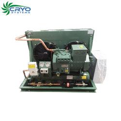 Mini Sala Fria da unidade do condensador 2 HP Unidade de condensação de refrigeração da unidade de condensação arrefecido a ar