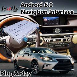 De androïde 7.1 GPS Doos van de Navigatie voor de Draadloze Carplay VideoInterface van Lexus S Es250 Es300h Es350