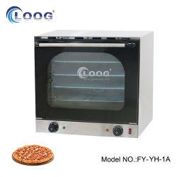 빵 식사 장비 도매 체더링 장비 빵 굽기 기계 상업적인 회전하는 갱도 호화스러운 가격 전기 소형 대류 피자 오븐 요리