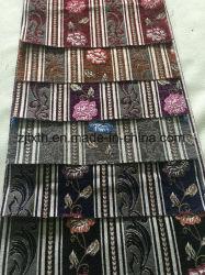2018 Novo Design Pelúcias Tecidos Jacquard para sofá capa do assento