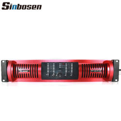 Fp10000q Vakuumgefäß-Verstärker-Berufsschaltungs-Stromversorgungen-Verstärker mit Cer RoHS