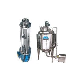 Вакуумный Homogenizer крем жидкое мыло бумагоделательной машины электродвигателя смешения воздушных потоков
