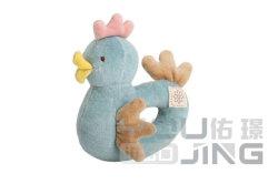 Custom животных мягкие игрушки Зеленую Duckling мягкие игрушки