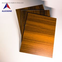 ACPbedeckt Aluminiumfaux-Marmor/Granit-/Stein-Blick-Wand-Umhüllung zusammengesetztes Aluminiumpanel