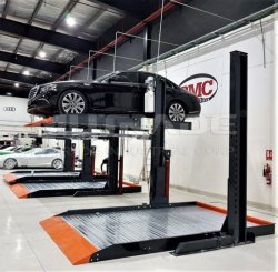 Mutrade 2 Post semplice parcheggio ascensore per l'auto di deposito Sistema di parcheggio