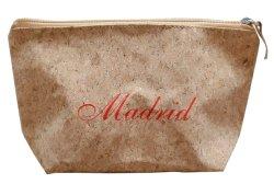 Impresa Lady Cosmética Natural Cork Beauty Bag