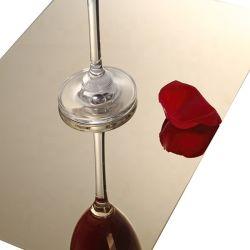 Оформление материалов из нержавеющей стали зеркала заднего вида декоративных лист