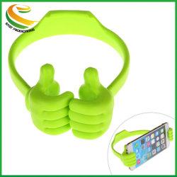 Produtos promocionais Ok Stand Polegar Flexível suporte telefone