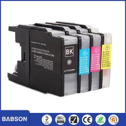 휴대용 인쇄 기계 LC12, LC75, LC73, LC400, 형제 인쇄 기계를 위한 LC1240 LC71/73/75/77/79/LC400/450의 호환성 잉크 카트리지