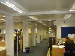 Escritório de contentores/prédio de escritórios prefabricadas