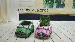 De Gift van het Standbeeld van de Auto van Polyresin van de Beeldjes van de Auto van de hars