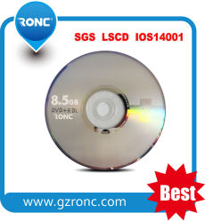 240 min./1-8X Printable DVD+R/Dl (D9) de 8,5 GB de doble capa DVD