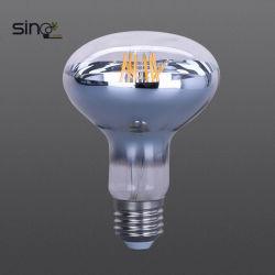 Filamento in LED a filamento R63 R50 E27 con riflettore a zaffiro a 180 gradi Lampada LED R50 con filamento in zaffiro LED R50