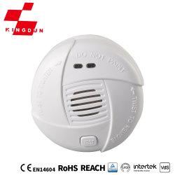 Draadloos brandalarmsysteem onafhankelijk foto-elektrisch rookmelder 10y werkt op batterijen