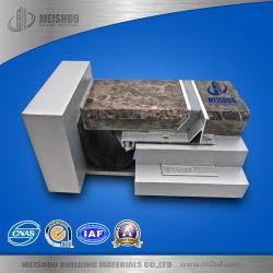 Aluminiumgebäude-Fußboden-Ausdehnungsverbindung-Abdeckung