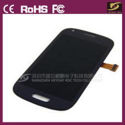Ecran LCD haute Imitation Téléphone mobile avec le numériseur touchez Terminer pour Samsung Galaxy S3 Mini J8190