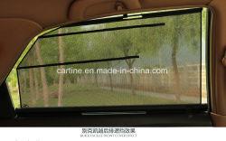 Fashion Car Roller Blind zonnescherm aan de achterzijde