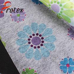 Bonne qualité polyester Tissus Non-Woven imprimé