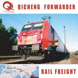 Amazon rapide Expédition de fret Train Transports Transitaires Tarifs à partir de la Chine Togermany/Belgique/Pays-Bas/Tchèque/Pologne/UK
