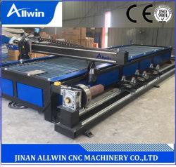 CNC Scherpe Machine 1530 van het Plasma van de Buis van de Pijp de Snijder van het Plasma van het Blad van het Metaal van de Snijder van de Vlam