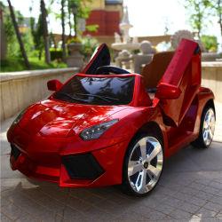 La couleur rouge Les enfants de la voiture électrique voiture RC