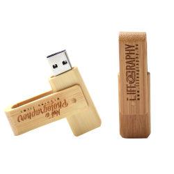 OEM 상급 선물 Swivel USB 플래시 드라이브 벌크 우드 펜드라이브 USB 스틱 트위스트 USB 키 1GB 2GB 4GB 8GB 16GB 32GB 64GB
